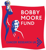 the Bobby Moore Fund for Cancer Research UK