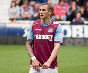 East Stand Martin's Man of the Match: Jack Collison