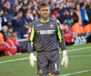East Stand Martin's Man of the Match: Robert Green