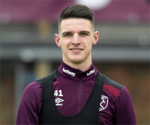 David Fletcher's Man of the Match: Declan Rice